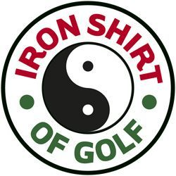 Iron Shirt Logo Klein