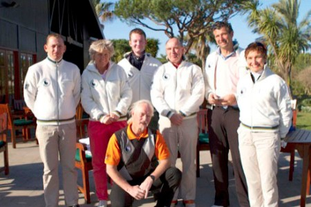 Iron Shirt Golf Pros Portugal
