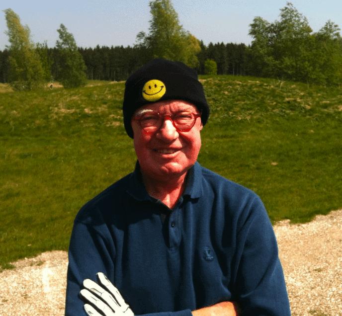 Volgens Peter Ackerley was het hoogst haalbare voor golfers niet een lage handicap, maar het ervaren van de 'spirit of the game'